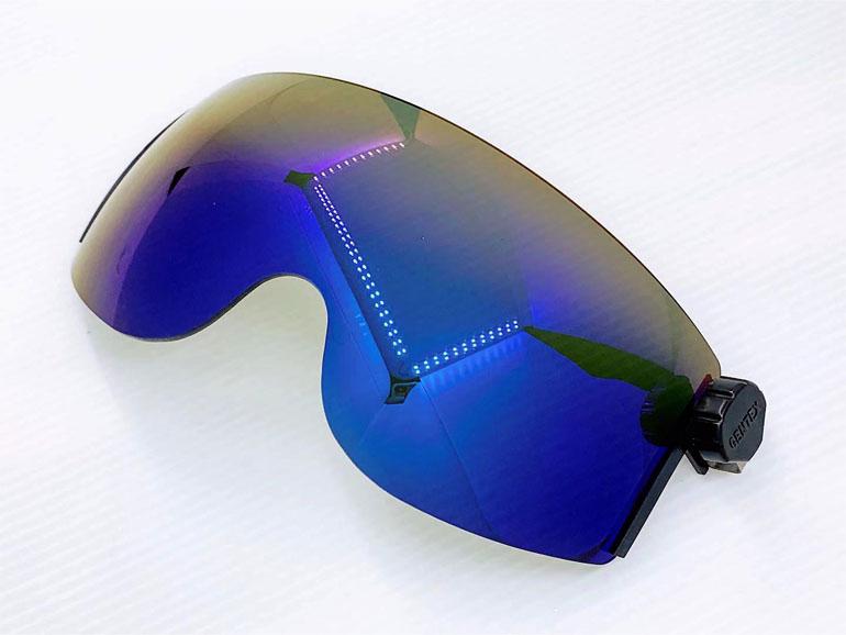 HGU-56/P Flight Helmet Iridium Visor-Products-AquilaEx